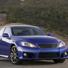Wallpaper of Lexus ISF