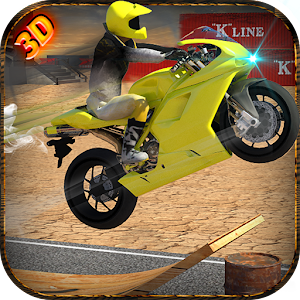 Moto Stunts Bike Adventure