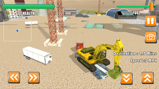 River Excavator Simulator 2 - screenshot