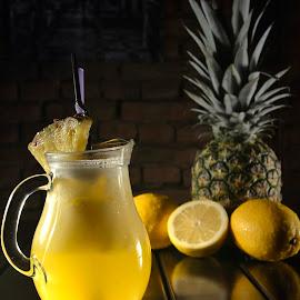 lemonade by Iulian Cahul - Food & Drink Alcohol & Drinks ( lemonade,  )