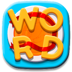 Alphabet Soup - Unscramble Word Puzzle Games Icon