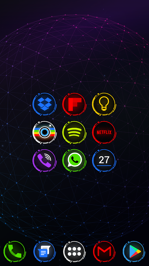 Aeon Icon Pack Screenshot 2
