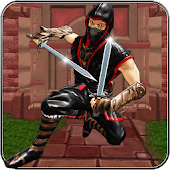 APK Game Ninja War Lord Fight: Superhero Shadow Battle for BB, BlackBerry