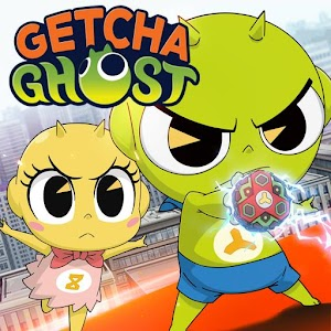GETCHA GHOST-The Haunted House For PC (Windows & MAC)