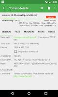 Screenshot of tTorrent Pro - Torrent Client