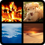 4 pics 1 word just Icon