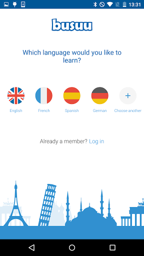 Language Learning - busuu Screenshot
