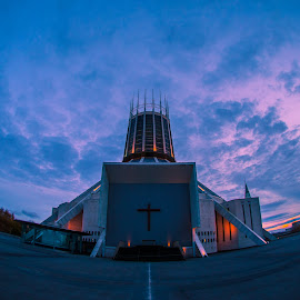 Liverpool Metropolitan Cathedral by Dave Hudson - Buildings & Architecture Places of Worship