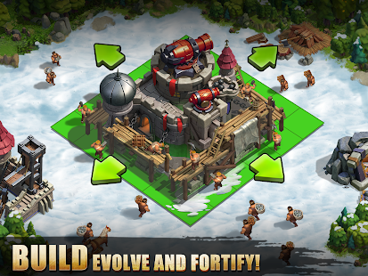 Blaze of Battle APK for Nokia