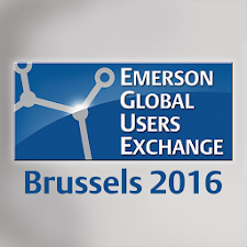Emerson Exchange Brussels 2016
