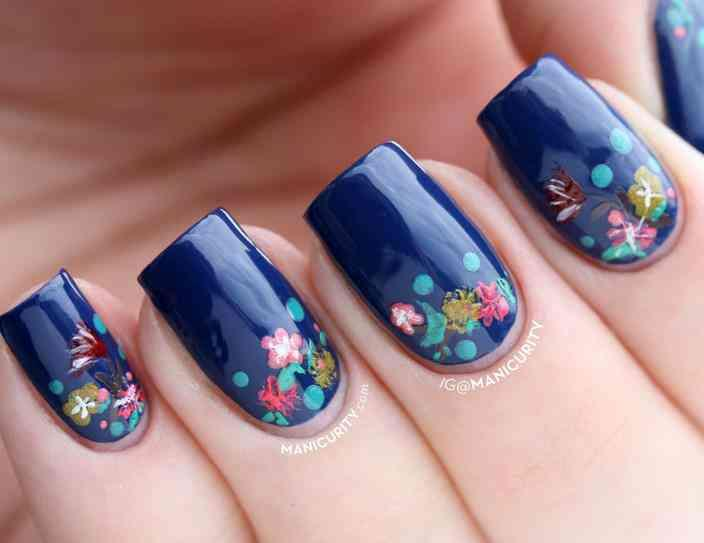 Diy Nail Art Design Ideas Screenshot