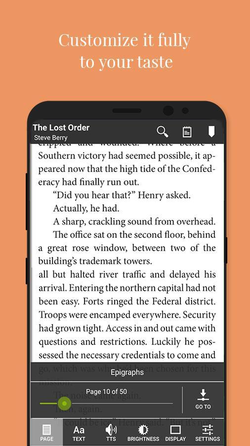 Media365 Book Reader Screenshot 4