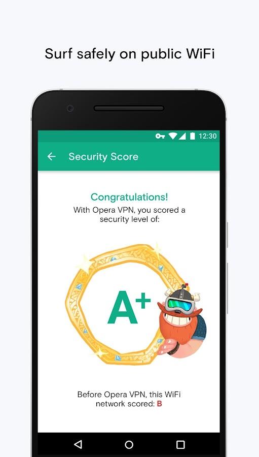 Opera kostenlos VPN - Unlimited VPN android apps download