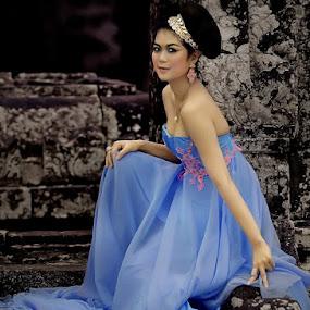 ... beauty ... by A. Damardono - People Fashion