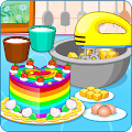 Cooking colorful cake APK for Kindle Fire