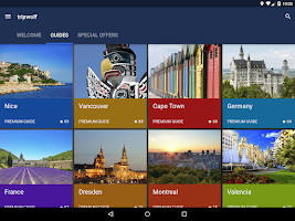 Screenshot of Tripwolf - Your Travel Guide