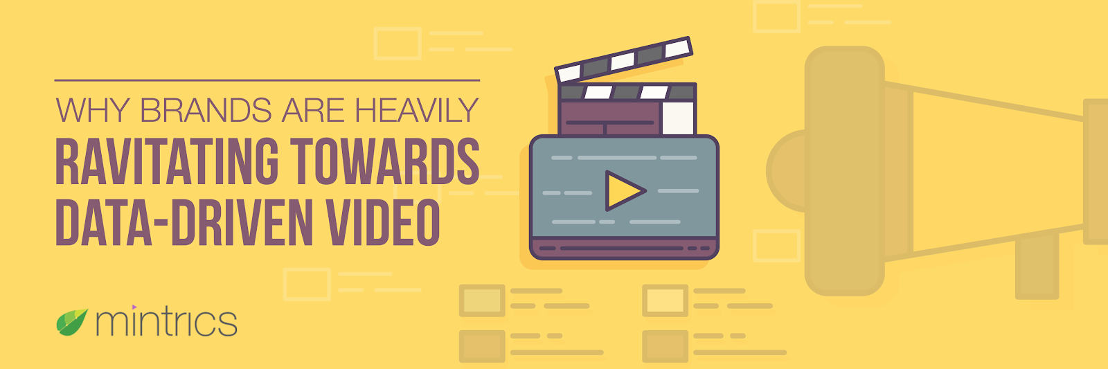 Data-Driven video marketing awareness