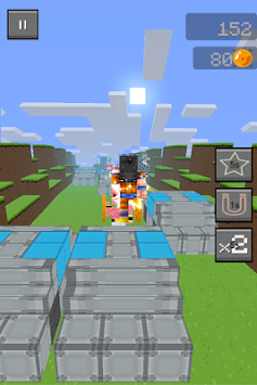Craft Dragon Z Run APK screenshot thumbnail 10