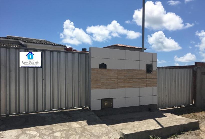 Casa com 2 dormitórios à venda, 60 m² por R$ 90.000,00 - Village Jacumã - Conde/PB