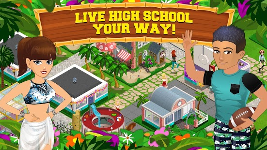 APK Game High School Story for iOS
