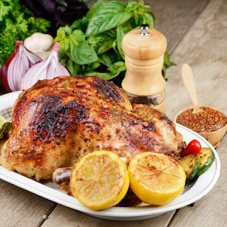 Zesty Roasted Chicken Recipes