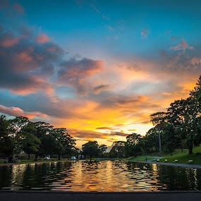 Duthie Park Aberdeen. by Derek Robinson - City,  Street & Park  City Parks ( duthie park aberdeen scotland aberdeenshire )