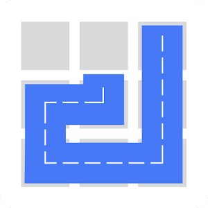Fill - one-line puzzle game on PC (Windows / MAC)