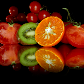 fruits with vegetables by LADOCKi Elvira - Food & Drink Fruits & Vegetables ( fruits )