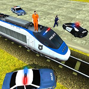 Police Train Sim 2018 For PC (Windows & MAC)