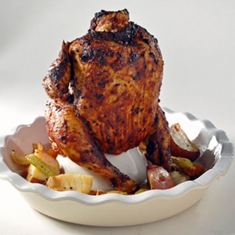 Cajun Sittin' Chicken – Oven Method