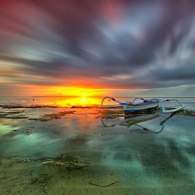 The Motion by Agoes Antara - Landscapes Sunsets & Sunrises