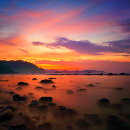by Abhi Yasa - Landscapes Beaches