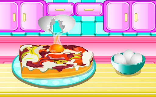 Pizza Maker - Cooking Games - screenshot