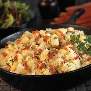 Hot German Potato Salad With Cider Vinegar Recipes