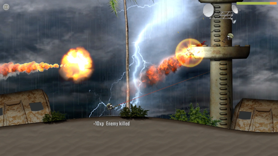 Stickman Battlefields Screenshot 4