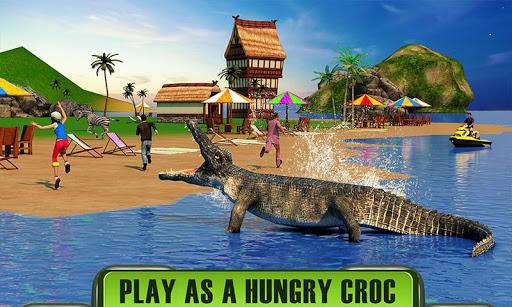 Crocodile Attack 2016 screenshot 1