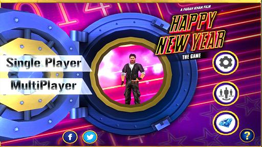 Happy New Year: The Game - screenshot