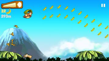 Screenshot of Banana Kong