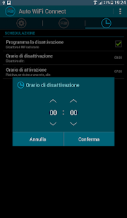 Auto Wi-Fi Connect Screenshot