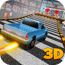 Car Stunts Demolition Racing icon