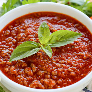 Venison Meat Sauce Recipes