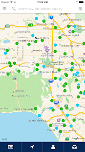 Santa Clarita Home Search - screenshot