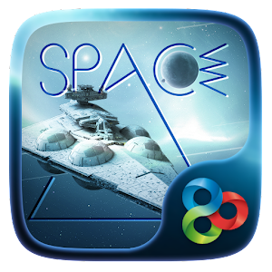 (FREE) Space GO Launcher Theme