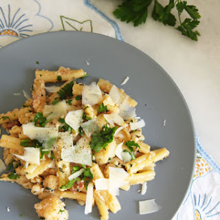 Pasta With Cauliflower And Pancetta Recipes