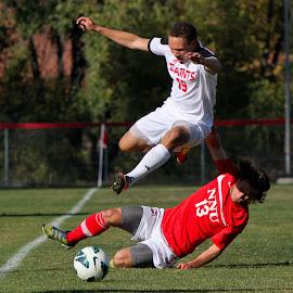 by Loren Orr - Sports & Fitness Soccer/Association football
