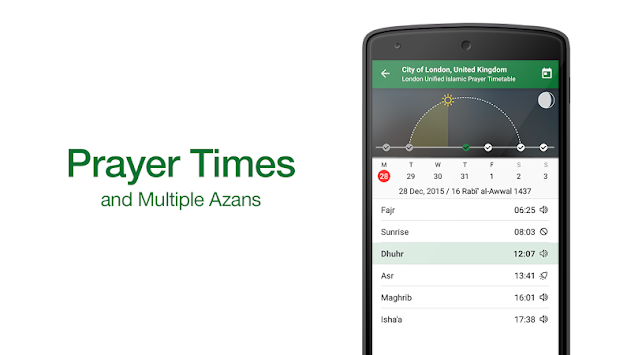 Muslim Pro: Prayer Times Quran APK screenshot thumbnail 9