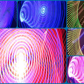 Laser designs by Jim Barton - Abstract Patterns ( abstract, laser light, colorful, light designs, laser, light, science, laser pics, laser designs )