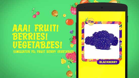 FS Fruit Berry Vegetable - screenshot