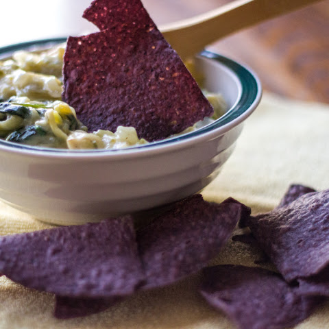 Chunky Jalapeño Artichoke And Spinach Dip