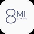 App MIUI Theme LG V20, G5 & LG G6 APK for Kindle
